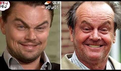 Actores imitando a otros actores