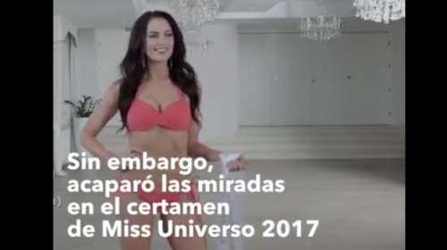 Descubre a la Miss que rompió los estereotipos del mundo de la belleza