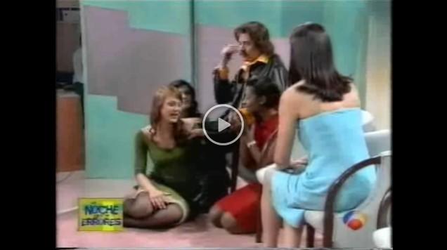 La broma a la presentadora Alicia Senovilla que se salió de madre