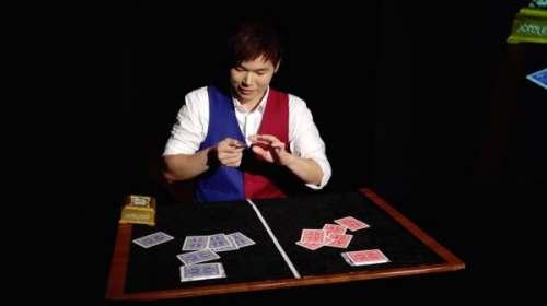 Los trucos del ganador de magia del campeonato mundial de 2018