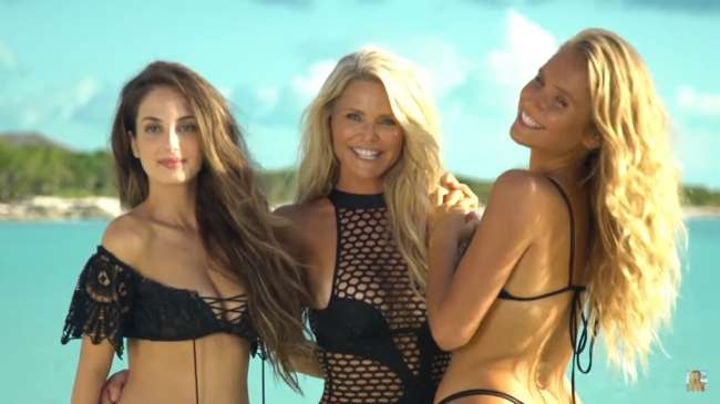 alexa ray joel, christie brinkley y sailor brinkley 2