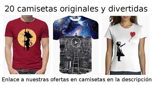 camisetas originales y divertidas 2017